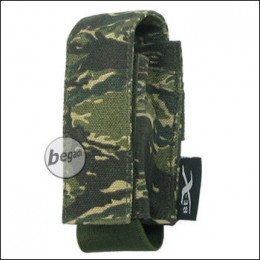 "BE-X Tasche ""40mm Shell"", single - rooikat"