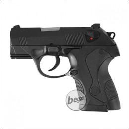 WE Bulldog Compact GBB, schwarz (frei ab 18 J.)