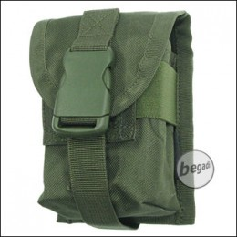 "BE-X Magazintasche ""G3 / M14 Double"" - olive"