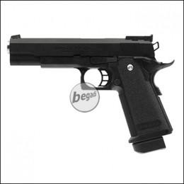 Marui HiCapa 5.1 GBB -schwarz- (frei ab 18 J.)