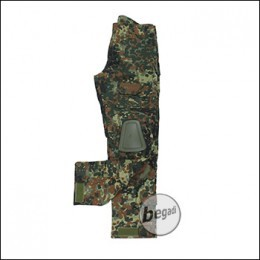 BEGADI Basics Combat Pants, Flecktarn