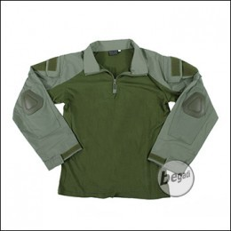 BEGADI Basics Combat Shirt, Alpha Green