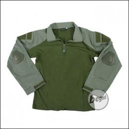 BEGADI Basics Combat Shirt, Apha Green