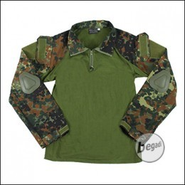BEGADI Basics Combat Shirt, Flecktarn