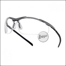 """Bollé Schutzbrille """"Contour Metall"""", transparent (CONTMPSI)"""