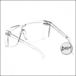 """Bollé Schutzbrille / Überbrille """"Visiteur"""", transparent (VISPI)"""
