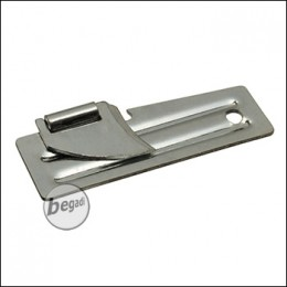 Fibega US Dosenöffner, P38 Style, Stahl, neu