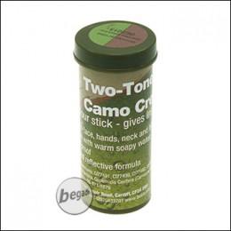 """BCB Tarnstift """"Camo Cream 30g"""", olivgrün-braun"""