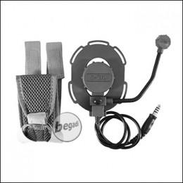 Z-Tactical Bowman Style Evo 3 Headset -grau- [Z029]