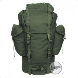 BW Kampfrucksack, olive, groß, Mod., Nylon
