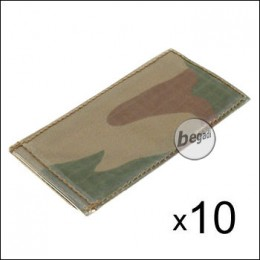 BE-X Modular ID Tags - 10er Pack - rooivalk