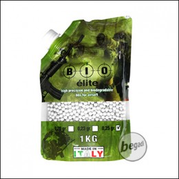 4.000 BIO ELITE High Precision BIO BBs 6mm 0,25g -hell-