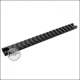 Otto Repa OMR Picatinny Rail, CNC gefräst, lang - 187mm -