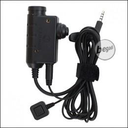 EARMOR PTT Set (Sprechtaste & Tastschalter) - für Mobile Ph. [M52-PH]