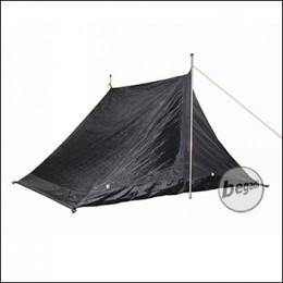 FIBEGA Trail Tent Nest mit Moskitonetz, schwarz
