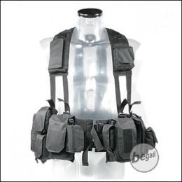 "BE-X Combat Webbing ""EPHOD"" / IDF Vest - schwarz"
