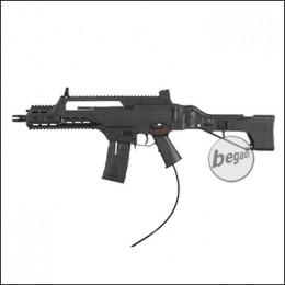 ICS G33 / ICS-233 -MANCRAFT HPA- Version, schwarz (frei ab 18 J.)