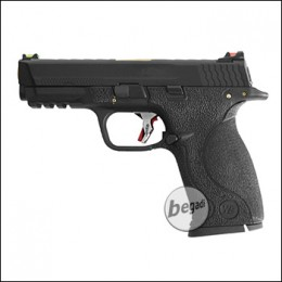WE Big Bird Force GBB -schwarz- (frei ab 18 J.)