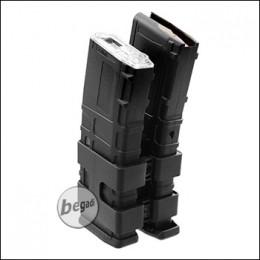 Battleaxe PMAG Elektro Dual Highcap Magazin (800 BBs) -schwarz-