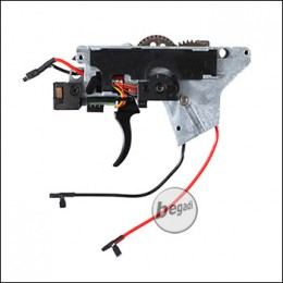 ICS MX5-P Lower Gearbox, semi only [MP-120] (frei ab 18 J.)