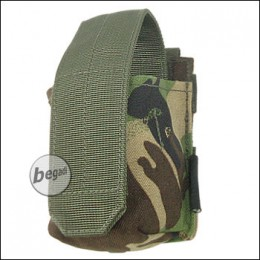 "BE-X Magazintasche ""Grenade"" - woodland DPM"