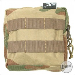 "BE-X Tasche ""Small acc."" - V2, Rip Stop - rooivalk"