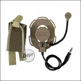 Z-Tactical Bowman Style Evo 3 Headset -TAN- [Z029]