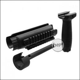 CYMA MP5 TriRail Handguard Set mit Frontgriff