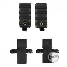 Begadi Wing Adapter Set - schwarz