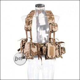 "BE-X Combat Webbing ""EPHOD"" / IDF Vest - BW tropentarn"