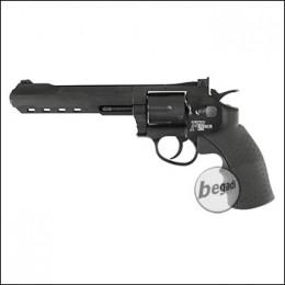 "TFC Sixgun 6"" CO2 Revolver -long-, schwarz (frei ab 18 J.)"