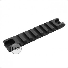 Otto Repa OMR Picatinny Rail, CNC gefräst, klein - 87mm -