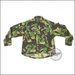 BE-X Basic Combat Jacke, Woodland DPM