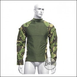 BE-X Combat Shirt, Woodland DPM