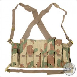 "BE-X Chest Rig ""MP5"" - V2, Rip Stop - rooivalk"