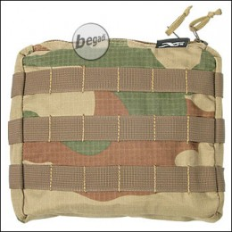 "BE-X Tasche ""Shingle big"" - V2, Rip Stop - rooivalk"
