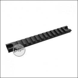 Otto Repa OMR Picatinny Rail, CNC gefräst, mittel - 137mm -