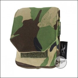BE-X Kompass Tasche - woodland DPM