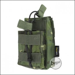 "BE-X Open Type Mag Pouch ""Stacked"" für M4 / M16 - multicam tropic"