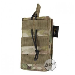 BE-X Open Mag Pouch, single, für M4 / M16 - multicam