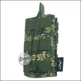BE-X Open Mag Pouch, single, für M4 / M16 - rooikat