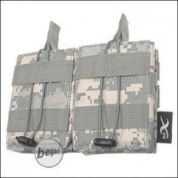 BE-X Open Mag Pouch, double, für G3 / M14 - UCP (ACU)