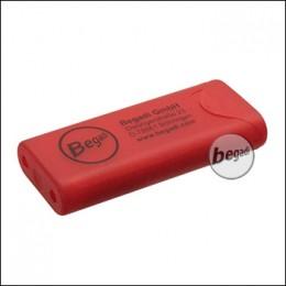 BEGADI Mini Pflaster Box inkl. 10 Pflaster - rot