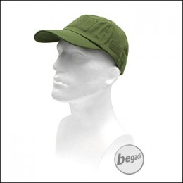 MFH Tactical Cap mit Klettflächen - olive
