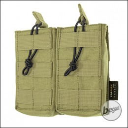 BE-X Open Mag Pouch, double, für G36 - Coyote Tan / MJK