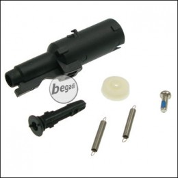 KWC SIGMA Part P21, S07*2, B04, P22, E05 (BSP-KWC-SIGMA-1) - Loading Nozzle Set