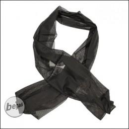 BE-X Netzschal aus Kunstfasergewebe, schnelltrocknend - schwarz