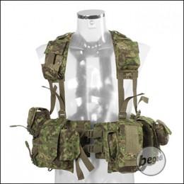 "BE-X Combat Webbing ""EPHOD"" / IDF Vest - PenCott Greenzone"
