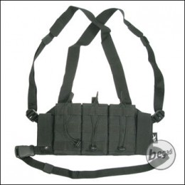 "BE-X Mikro Chest Rig ""M4 Edition"" - schwarz"