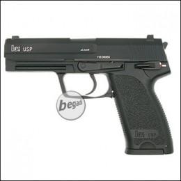 Heckler & Koch USP .45 GBB (frei ab 18 J.) [2.5689]